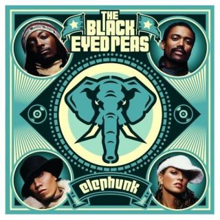 The Black Eyed Peas Elephunk CD Brand New