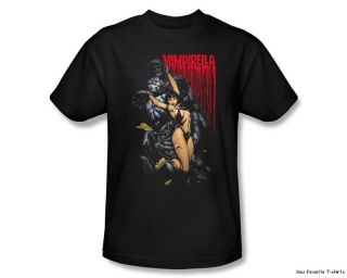Licensed Vampirella Blood and Stones Adult Shirt s 3XL