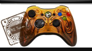 COD MOD XBOX 360 RAPID FIRE MODDED CONTROLLER MW 2 BLACK OPS DROP SHOT