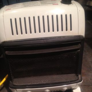 Mr Heater Natural Gas 10000 BTU Blue Flame Heater