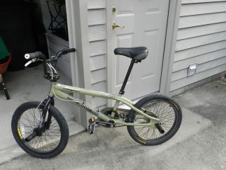 Used Mongoose BMX Bike 2003 Rogue Model 20Color Clay Pick Up Only