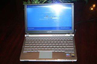 Sony Vaio Laptop Used Great for Parts