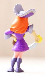 13 SD Scooby Doo Daphne Blake Kids Toy Figure 8237