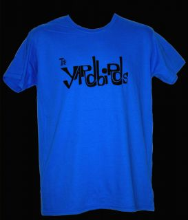 Yardbirds Blues Rock RnB Sixties Mod T Shirt