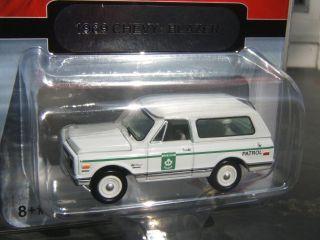 Johnny Lightning Collectors Club 1969 Chevy Blazer