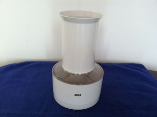 Braun Chopper Attachment 4297 for Braun Hand Blender Mixer