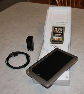 NOOK Tablet 16gb (LATEST Version, Color, BNTV250)