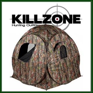 Turret Hunting Ground Blind Turkey Blind Deer Blind