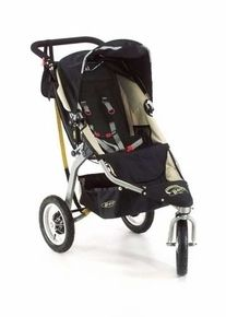 BOB Revolution CE Black Stroller with car seat adapter and more