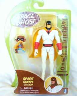 Hanna Barbera Space Ghost and Blip 2012 Action Figure 6 by Jazwares