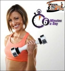 Shake Weight Full Body Workout as Seen on TV Dumbbell