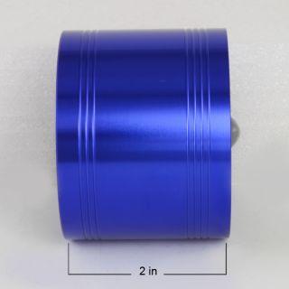 Blue Turbonator Turbo Air Intake Fuel Gas Saver Fan Kit