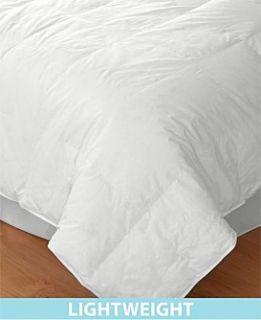 Blue Ridge Full Queen White Down Comforter