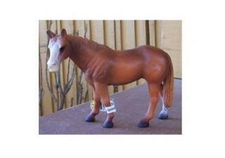 Schleich Horse Figure 13251 Quarter Horse Retired