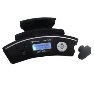 description steering wheel bluetooth fm car kit v1 wireless headset
