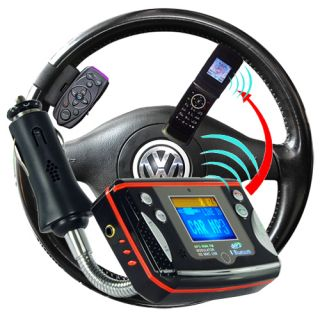 Bluetooth Car Kit Car  Player Bluetooth Calls Handsfree Phone Call
