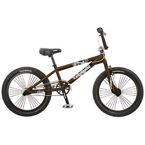 20 inch Brown Mongoose Kids Boys BMX Bike Bicycle Discount