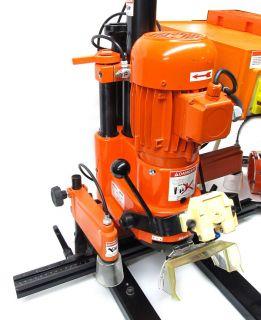 ausria blum minipress verical drilling machine
