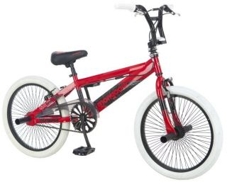 Mongoose Gavel 20 Freestyle BMX Bicycle Bike R2370A