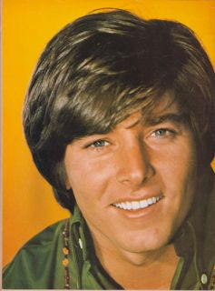 Davy Jones Jan Michael Vincent Bobby Sherman Jonathan Frid 1969