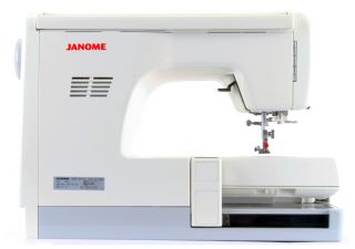Janome Memory Craft 9700 Sewing Quilting & Embroidery Machine Amazing