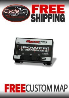 Power Commander III USB Triumph Bonneville 2008 Look
