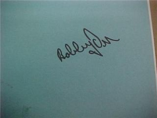 Boston Bruins Autographs Book Bobby Orr Johnny Bucyk Fred Stanfield