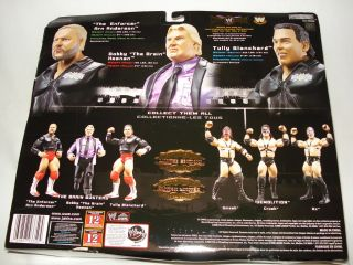 including figures are bobby the brain heenan the enforcer arn anderson