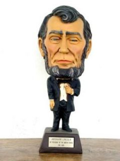 Big Head Little Body Abraham Lincoln Great Collector