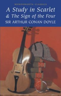 Study in Scarlet Wordsworth Classics Sir Arthur Conan Doyle