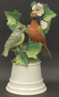 manufacturer boehm china pattern porcelain bird figurines piece non