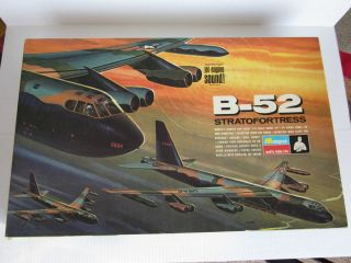 Boeing B 52 Stratofortress with Jet Engine Sound Model Plane Kit by