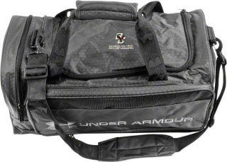 Boston College Eagles Black Under Armour Performance Duffle Bag