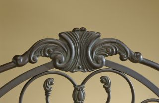 bonaire daybed brushed bronze 4