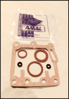1979 AND 80 TRIUMPH BONNEVILLE MK2 AMAL CONCENTRIC CARB WASHER SET PN
