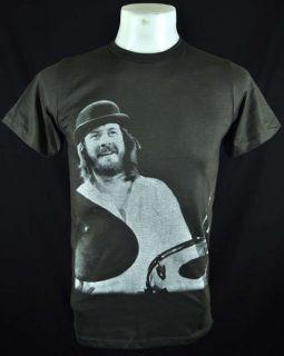 Dark John Bonham LED Zeppelin Retro Rock T Shirt Sz XL