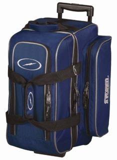 Storm Tournament 2 Ball Roller Navy Bowling Bag