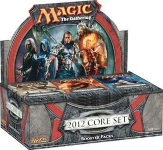 magic 2012 booster box japanese magic non english sealed product