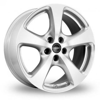 "18"" Honda Inspire Borbet CC Alloy Wheels Tyres"