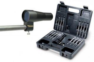 BSA Optics Bore Sighter Kit with Adjustable Arbor BS30SGA