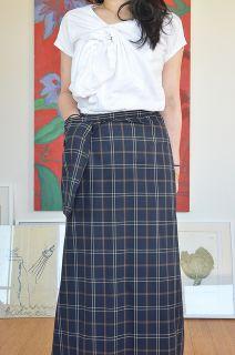 Comme Des Garcons Tricot Skirt AW 1999 Archive 90s CDG JUNYA Yohji