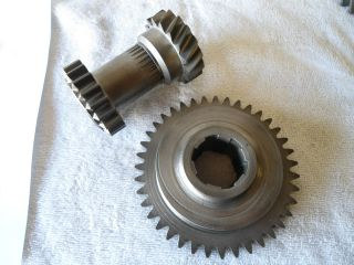 Borg Warner 4 Speed Transmission T 10 Reverse Gears