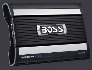 New Boss CE2002 2000W 2 CH Car Audio Amplifier Amp 2 Channel 2000 Watt