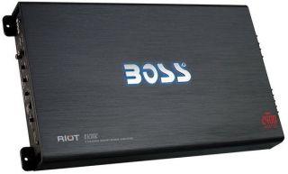 New Boss R12002 2400W 2 CH Car Audio Amplifier Amp 2 Channel 2400 Watt
