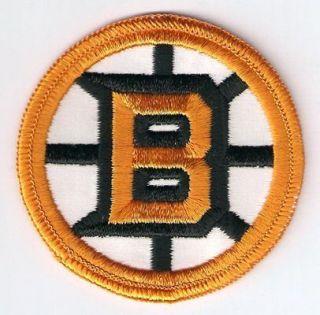 1970s Boston Bruins NHL Hockey Vintage 3 Team Patch