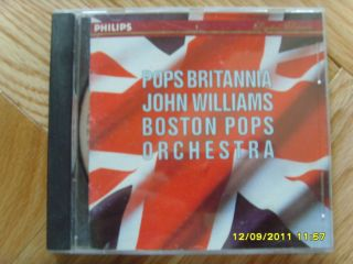 Pops Britannia – John Williams Boston Pops Orchestra CD