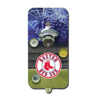 Boston Red Sox 5x10 Magnetic Clink Drink Bottle Opener
