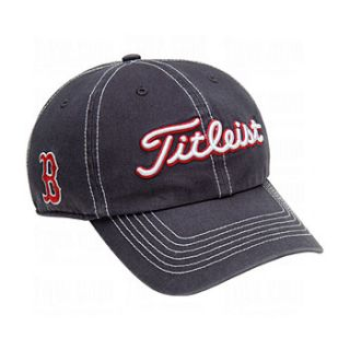 New Titleist MLB Baseball Cap Hat Boston Red Sox 2011