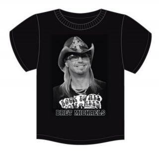 Poison Bret Michaels T Shirt