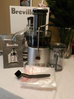Breville Juice Fountain Plus JE98XL Juicing Machine